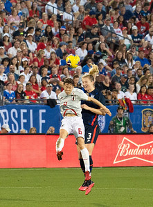 She Believes Cup 2020 USA vs Japan 3-1