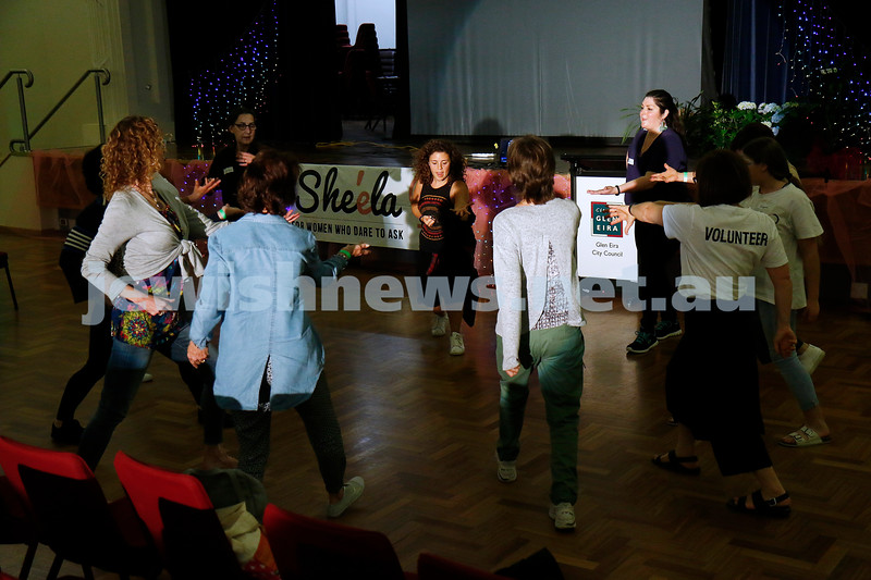 21-10-18. She'ela Festival. Glen Eira Town Hall. Photo: Peter Haskin