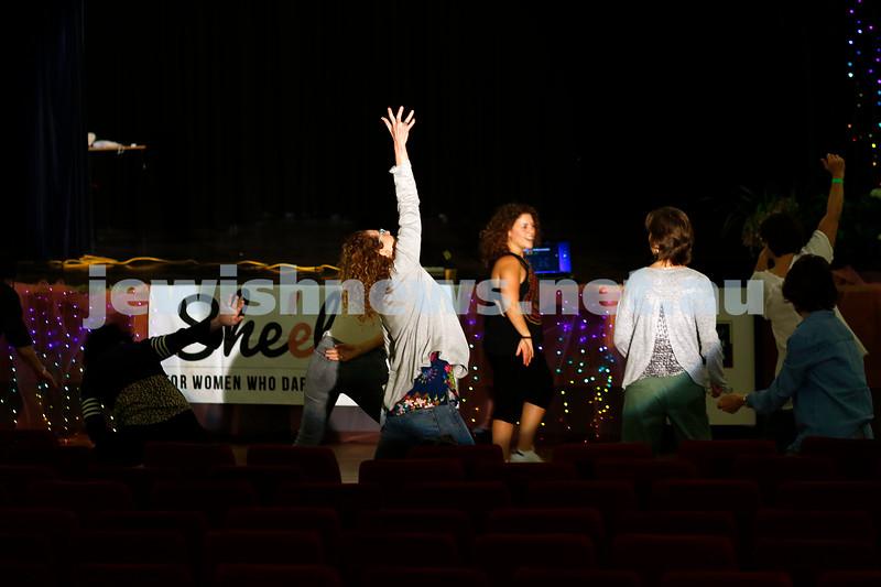 21-10-18. She'ela Festival. Glen Eira Town Hall. Photo: Peter Haskin
