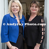 EEjob 13/04/2017 SOCIAL Sheena's Boutique, Oliver Plunkett Street, Customer evening of opera and glamour fashion show.  Picture outside Sheena's Boutique, Oliver Plunkett Street l-r Bernadette Doullea and Patricia Hartnett from Cork.  Picture: Andy Jay