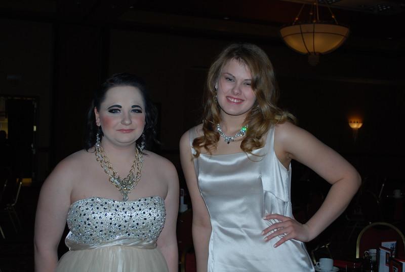 Jessica Coscadden and Hanna Ricker