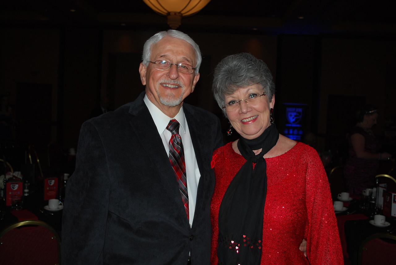 Bill and Sandy Pratt