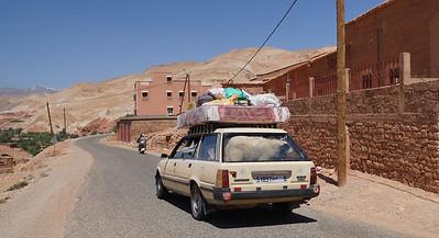 Sheep Taxi