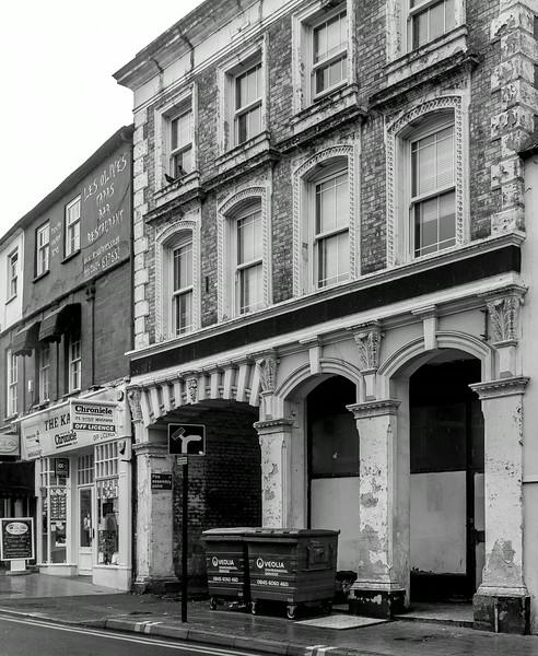 Former Gunsmiths, Sheep Street, Northampton