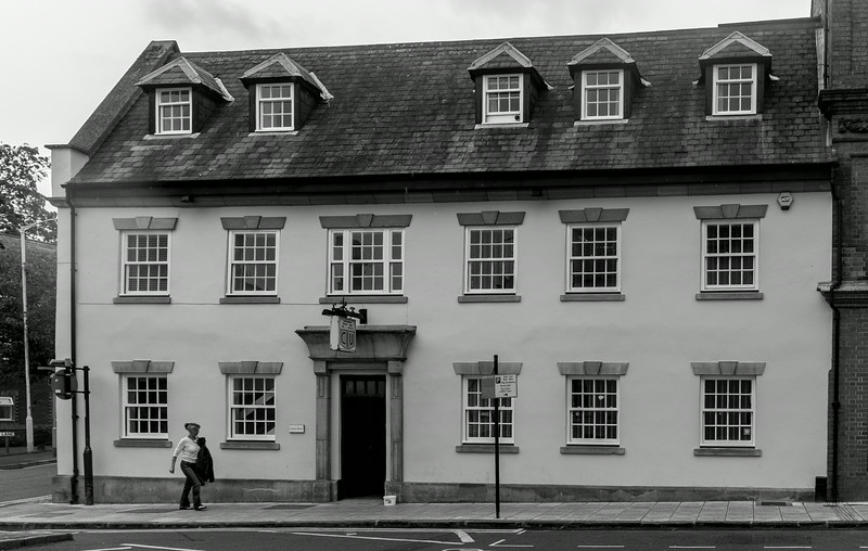 County House, Sheep Street, Northampton