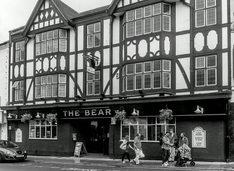 The Bear, Sheep Street, Northampton