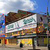Nathans is still closed down since Hurricane Sandy blasted thru in late October last year causing major flood damage  in the entire area.. Coney Island--Brighton Beach and Sheepshead Bay