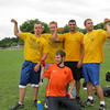 "Dean, Jay, Bill, Adam, and Dean (kneeling) won a 5 on 5 flag football tournament on 7-24-10.  We celebrated by doing the ""John Wall Dance.""  if you are wondering what it is, go to youtube. com and type in:  JOHN WALL DANCE.  It is hilarious!  Click on the one that is 1:46 long"