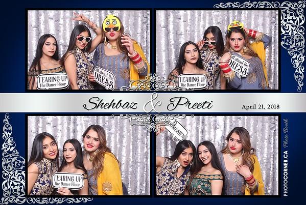 Shehbaz & Preeti - 04-21-2018