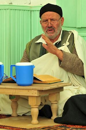 Sheikh Abdulsalam Bzanti, Libya