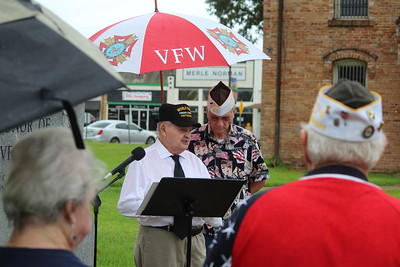 Shelby County VFW Post 8904 & Auxiliary host Victory Over Japan observance