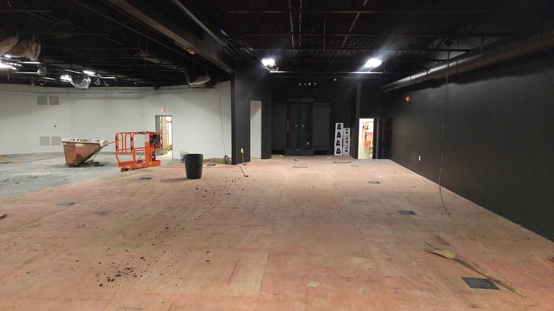 Shelby Street Progress as of May 10