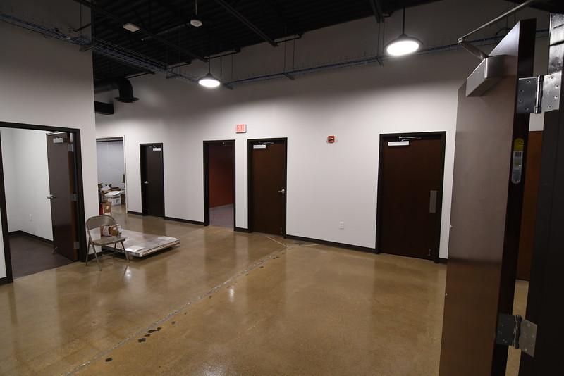 Shelby Street Progress - Final Preparations