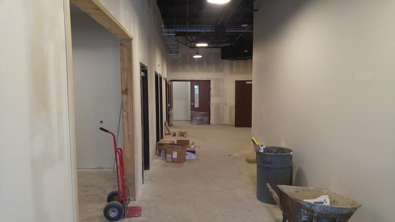 Shelby Street Progress as of June 8