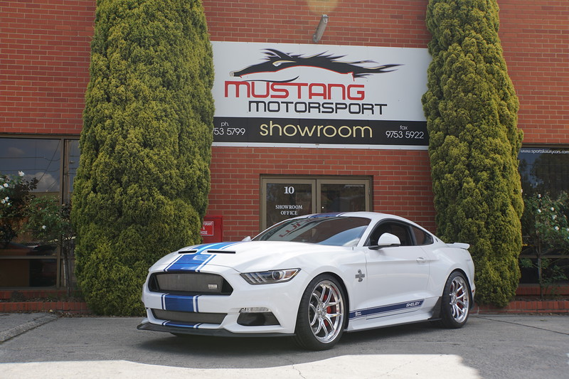 SHELBY 50TH ANNIVERSARY SS CSM:17SSX6752