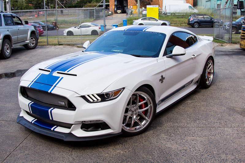 SHELBY 50TH ANNIVERSARY SS CSM: 17SSX6752