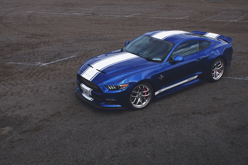 SHELBY 50TH ANNIVERSARY SS CSM:17SSX6750