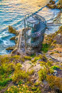 shell beach-spiral-staircase-8922