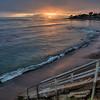 shell beach stairs 5813-
