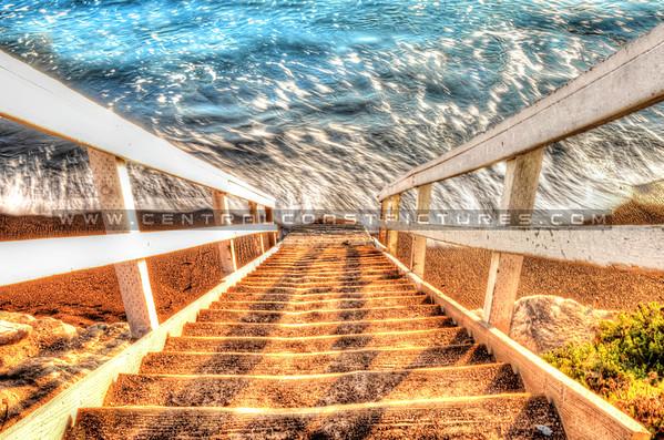 shell-beach-stairs_8700