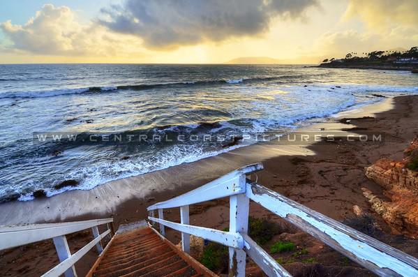 shell-beach-stairs_5582