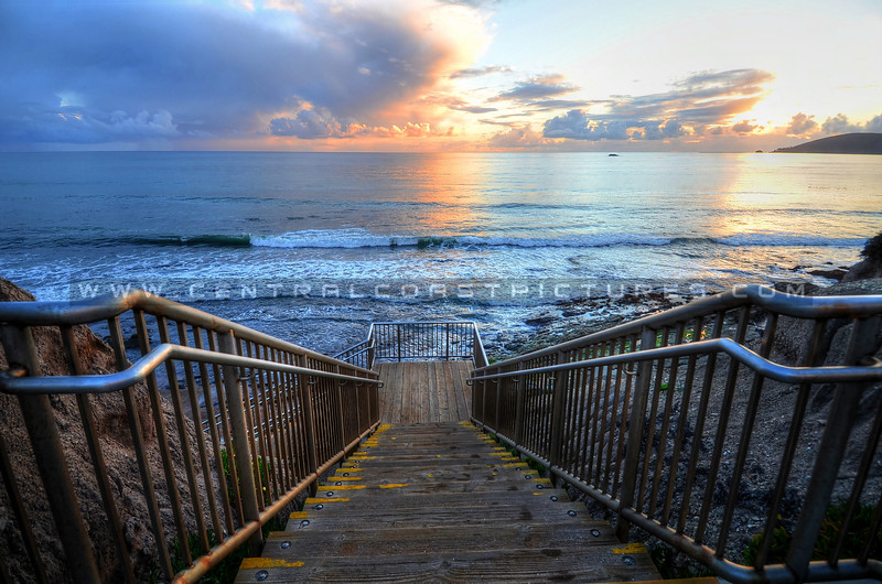 palisades-shell-beach-stairs_6408