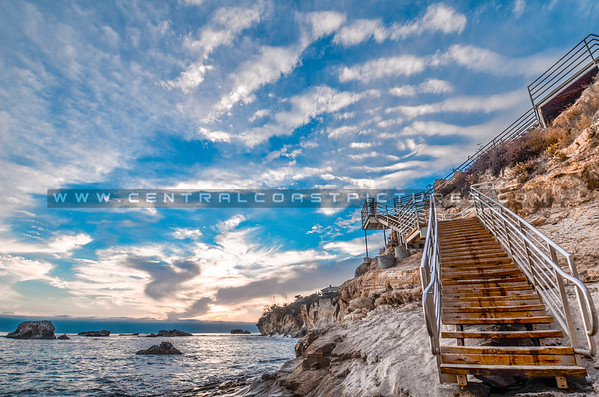 shell beach stairs-5504