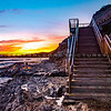 shell beach stairs-ccp-5029