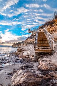 shell beach stairs-5503
