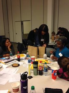 Shell workshop Houston Foodbank
