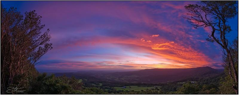 Southern Sunset..