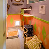 Mad Catter Suite  - Sponsored by Marty and Jeff Garner and Jarad Garner, Shelter Architect<br /> <br /> Design by Sandy O'Bleness