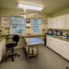"The  Mahoney Medical Suite is the heart of all  the care that the cats and kittens receive at FieldHaven.   Not only are the resident cats treated in this room but during ""kitten season"" there is a steady stream of fosters bringing their charges in for regularly scheduled medical visits for vaccines, blood tests and all other treatments.  We have  2 veterinarians are regularly scheduled to provide medical care for all the cats and kittens.  <br /> <br /> Minor procedures can be performed her but we do not have a surgical suite (yet!) so extensive procedures are referred out to full service veterinarians, including Animal Spay and Neuter."
