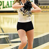STAN HUDY - SHUDY@DIGITALFIRSTMEDIA.COM<br /> Members of the Shenendehowa Dance Team perform during halftime of the boys basketball game, Sunday, Jan. 22, 2017 at High School East.
