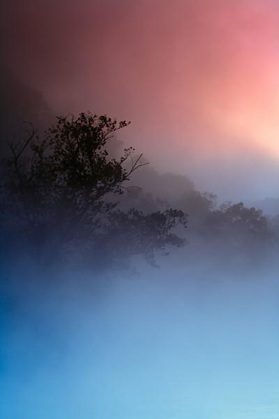 Shenandoah Sunrise Fog<br /> - Singh-Ray LB Color Combo