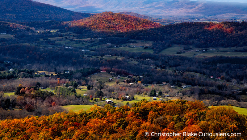 Shenandoah Valley Fall