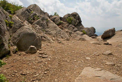 Mary's Rock