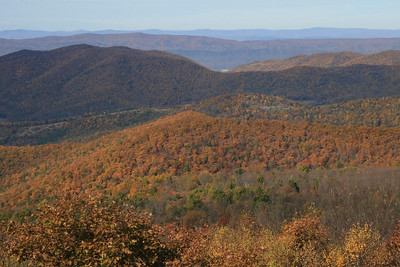 Shenandoah in the Fall