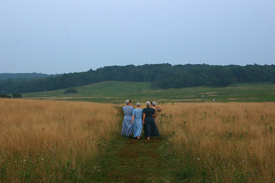 Girls in the Meadow