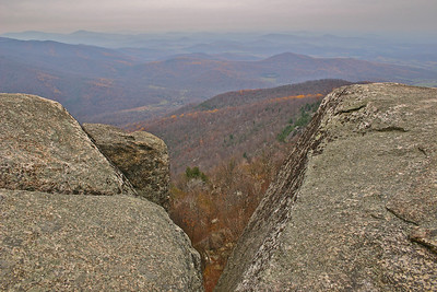 Old Rag Trail