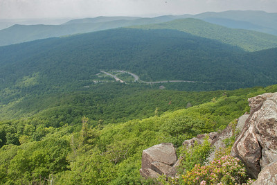 Another View from Mary's Rock Summit