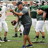 STAN HUDY - SHUDY@DIGITALFIRSTMEDIA.COM<br /> Shenendehowa football at the 2017 Section II camp at Brent T. Steuerwald Stadium.