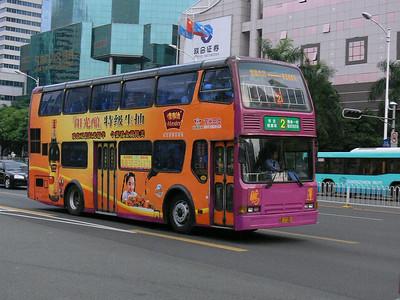 Shenzhen Bus B27201 Da Ju Yuan Nov 07