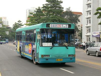 Shenzhen Bus B27571 Hai Shang Shi Jie Nov 07