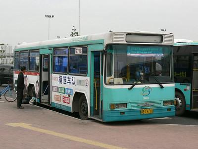 Shenzhen Bus B19718 Shenzhen Bay Nov 07