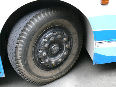 Shenzhen Bus B34911 Daimler Wheel Nov 07