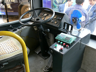 Shenzhen Bus B34999 Cab and Semi Auto Control 1 Nov 07