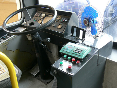Shenzhen Bus B34999 Cab and Semi Auto Control 2 Nov 07