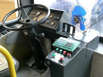 Shenzhen Bus B34999 Cab and Semi Auto Control 2 Nov 07