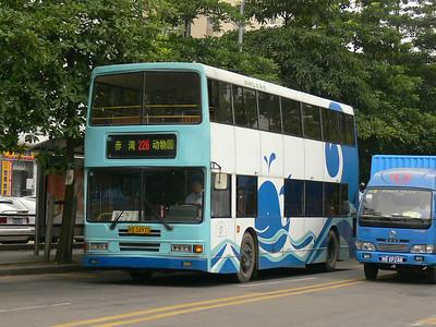 Shenzhen Bus B34970 Hai Shang Shi Jie Nov 07